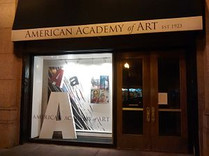 American Academy of Art - Image: American Academy of Art