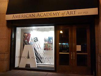 American Academy of Art - Image: American Academy of Art