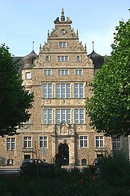 Amtsgericht vom Friedensplatz