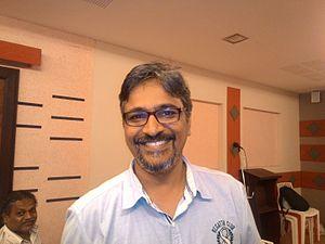 Amudhan R P - Image: Amudhan rp