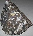 Amygdaloidal basalt (Portage Lake Volcanic Series, upper Mesoproterozoic, 1.093 to 1.097 Ga; Keweenaw Peninsula, Upper Peninsula of Michigan, USA) 27.jpg