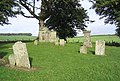 An old burial ground at Longnewton - geograph.org.uk - 258779.jpg