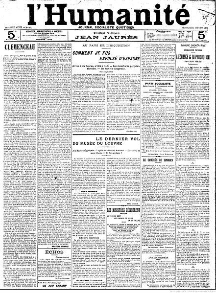 File:Anatole France - Clemenceau - L'Humanité - 1906.jpg