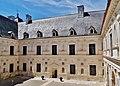 Ancy-le-Franc Château d'Ancy-le-Franc Cour d'Honneur 1.jpg