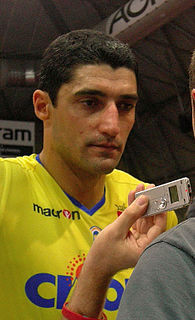 Andrea Giani Italian volleyball player and coach