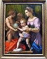 Andrea del sarto, sacra famiglia borgherini, con san giovannino, 1528-29 ca..JPG