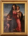 Andrea del sarto e bottega, madonna col bambino e san giovannino, 1513 ca.jpg