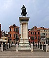 Andrea del verrocchio e alessandro leopardi, monumento equestre a bartolomeo colleoni, 1481-88, 01.jpg