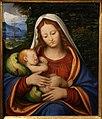 Andrea solario, madonna col bambino (parma, coll. privata) 02.JPG