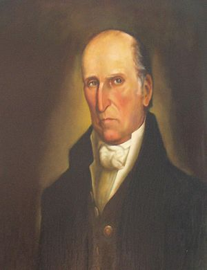 Treaty of Hopewell - U.S. Representative Andrew Pickens