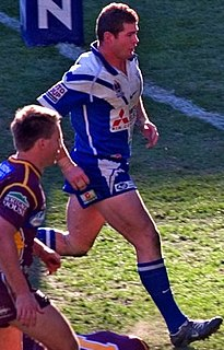 Andrew Ryan (rugby league) Australian rugby league footballer