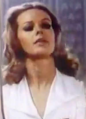 Angel Tompkins - Angel Tompkins in trailer for I Love My...Wife (1970)