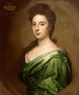 Henry St John, 1st Viscount St John - Angelica Wharton, née Pelissary, Henry St John's second wife