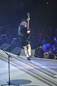 Who Are You Going To Believe >> Angus Young - Wikipedia, the free encyclopedia