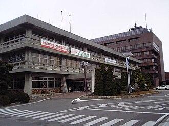 Anjō - Anjō city hall