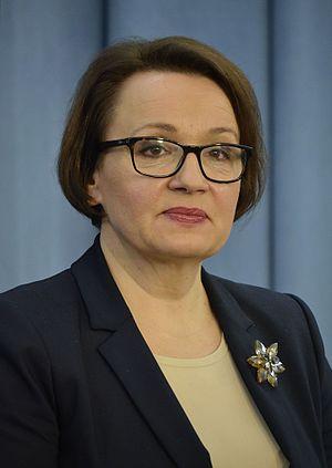 Anna Zalewska - Image: Anna Zalewska Sejm 2015