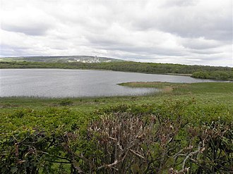 Annagh, County Cavan - Annagh Lough, Annagh townland, Tomregan, County Cavan, Ireland, looking WNW.