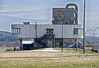 Annapolis River - Annapolis Royal Generating Station
