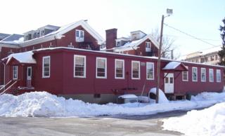 Draper Hall Annex
