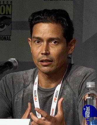 Anthony Ruivivar - Ruivivar at the 2013 SDCC