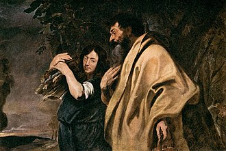 Knight of faith - Abraham and Isaac by Anthony van Dyck