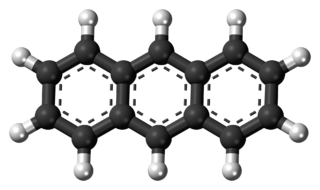 Anthracene chemical compound