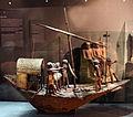Antico regno, modello di nave, da saqqara, 01.JPG