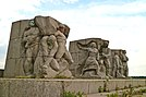 Antifascist monument reliefs Vidin.jpg