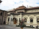 Antim Monastery in Bucharest, Romania.jpg
