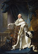 Antoine-François Callet - Louis XVI, roi de France et de Navarre (1754-1793), revêtu du grand costume royal en 1779 - Google Art Project.jpg