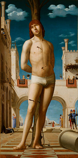 Antonello da Messina - St. Sebastian - Google Art Project.jpg