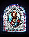 Antonne église vitrail Sacré-Coeur (1).JPG