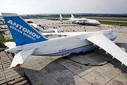 Antonov An-124-100M Ruslan, Antonov Design Bureau AN2177099