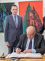 Antrittsbesuch des Botschafters von Belgien im Rathaus von Köln-9195.jpg