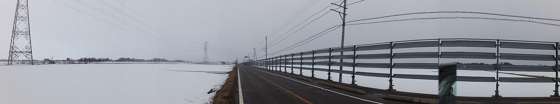 Aono, Joetsu, Niigata Prefecture 942-0238, Japan - panoramio.jpg