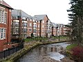 Apartment blocks by the river. - geograph.org.uk - 640546.jpg