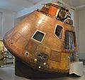 Apollo 10 Command Module (CM-106) 'Charlie Brown' (18276154193).jpg