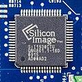 Apple TV, 1st generation - mainboard - Silicon Image SiI1930CTU-3215.jpg