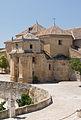 Apse, Iglesia del Carmen, Alhama de Granada, Andalusia, Spain.jpg