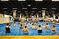 Aqua Zumba training at FIBO 2019 in Cologne, Germany (47952468343).jpg