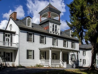 National Register of Historic Places listings in Frederick County, Maryland - Image: Arcadia MD1