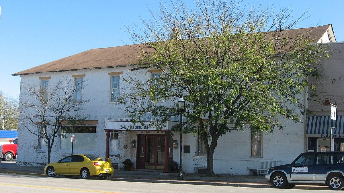 Archer House Hotel Northfield