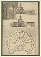 Architectural Drawing for a Chapel and Hospital MET DP818894.jpg