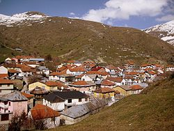 Overview of Brod village
