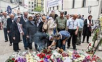 Armenian Genocide Remembrance Day in Tehran, Iran 2017-04-24 10.jpg