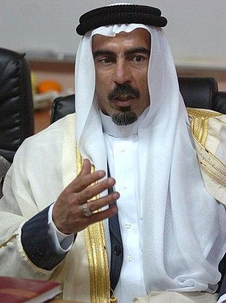 2007 in Iraq - Abdul Sattar Abu Risha