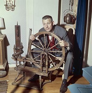 Arve Opsahl - Arve Opsahl in 1963