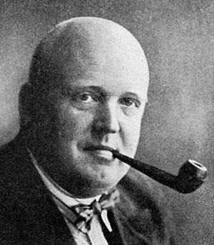 Asbjørn Lindboe - Asbjørn Lindboe, c. 1935