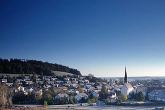 Aschau am Inn - Aschau in winter
