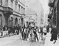 Asfaltowanie ulicy Chmielnej przed 1939.jpg